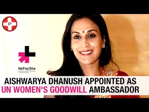 Aishwarya Dhanush Appointed as UN Women's Goodwill Ambassador | Latest Tamil Cinema News