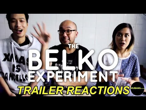 The Belko Experiment Trailer Reactions - Bahasa Indonesia - As requested by AYA!