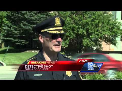 Chief Ed Flynn's late afternoon news conference