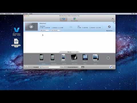 Wie man WMV in MP4 auf Mac umwandeln kann
