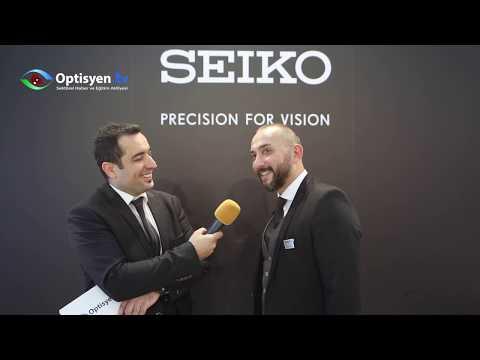 SEİKO OPTİCAL TÜRKİYE Silmo İstanbul Optik Fuarında SmartZOOM Camının Tanıtımını Yaptı.