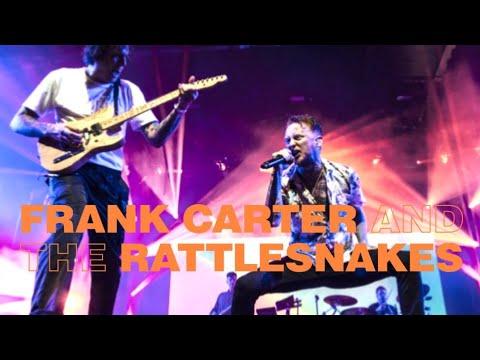 Frank Carter & the rattlesnakes live eurockéennes 2019