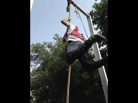 SSB OUTDOOR ACTIVITIES AT CAVALIER ACADEMY RAJOURI GARDEN DELHI