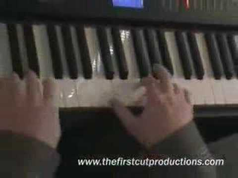 how to play dust in the wind on piano