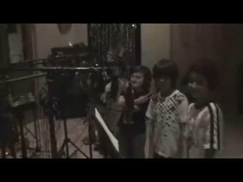 Sebastian Lopez 8th Birthday Party - Rockstar Studio Party!