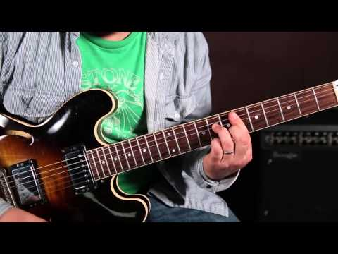 Alabama Shakes - Don't Wanna Fight - Chords, Guitar Lesson, How to Play on Guitar