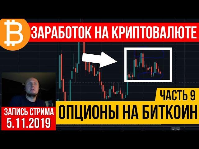 Криптовалюта:  опционы на биткоин. Часть 9