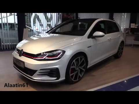 volkswagen golf gti 2017 facelift in depth review interior. Black Bedroom Furniture Sets. Home Design Ideas