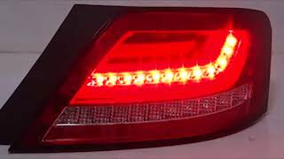 TOYOTA MARK X GRX120 Sequential Signal - Tail Lamp Light (78WORKS)