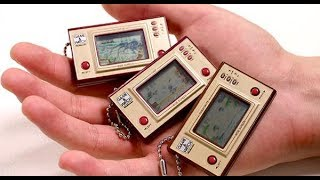 The History of the Nintendo Game and Watch