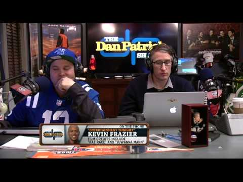 Kevin Frazier on The Dan Patrick Show (Full Interview) 1/12/15