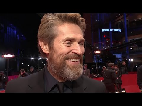 Dafoe's advice to young actors: 'Don't be a jerk'