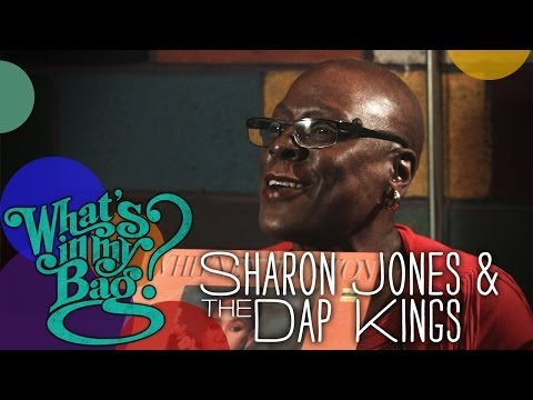 Sharon Jones & The Dap-Kings - What's In My Bag?