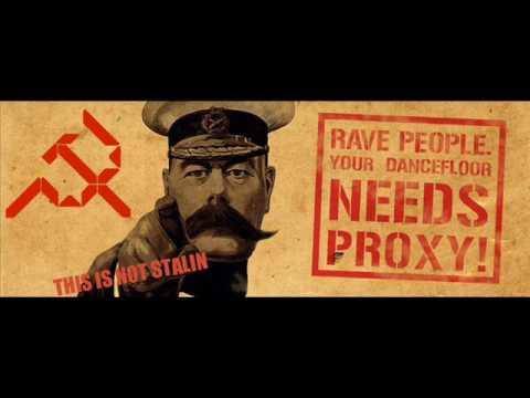 Proxy @ Mix Up Exclusives / TripleJ Radio 06/04/2013