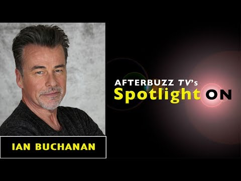 Ian Buchanan Interview | AfterBuzz TV's Spotlight On