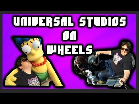 Universal Studios On Wheels