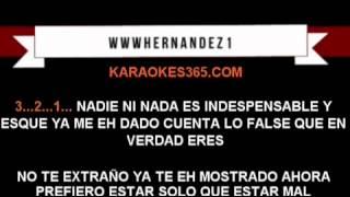 Tito Torbellino - No eres tu, ahora soy yo - karaoke