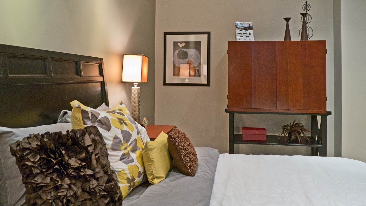 Why A Home Stager Works With Brook Furniture Rental