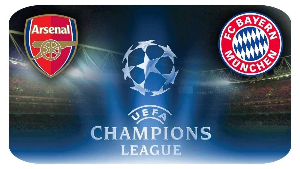 Arsenal Bayern Champions League