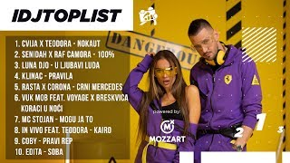 TEODORA SKINULA LUNU SA TRONA | IDJTOPLIST powered by MOZZART S02 E91 | 19.12.2019