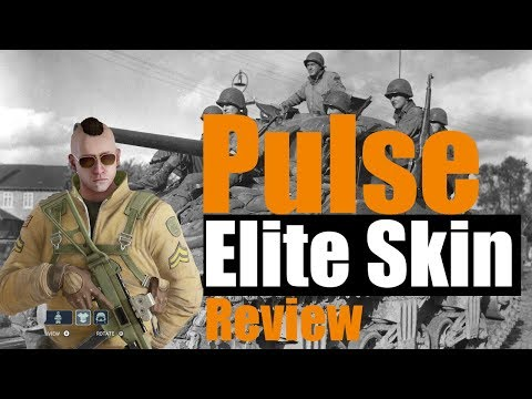 Rainbow Six Siege: Lucky Seventh Pulse Elite Skin Review