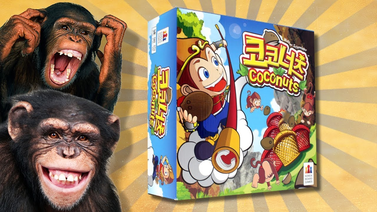NUT SHOTS - Board Game Show (Bonus Video)