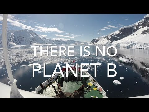 Trailer ANTARCTICA journey trip vlog | THERE IS NO PLANET B | tado°