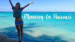 HOW TO MOVE TO HAWAII // AS A FOREIGNER