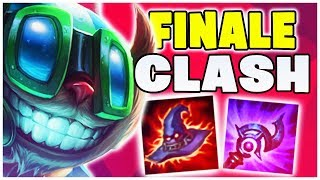 CLASH FINALE CLOWN FIESTA | Best Of Noway4u Twitch Highlights LoL
