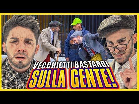 VECCHIETTI BASTARDI SULLA GENTE | Matt & Bise
