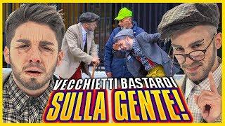 VECCHIETTI BASTARDI SULLA GENTE   Matt & Bise