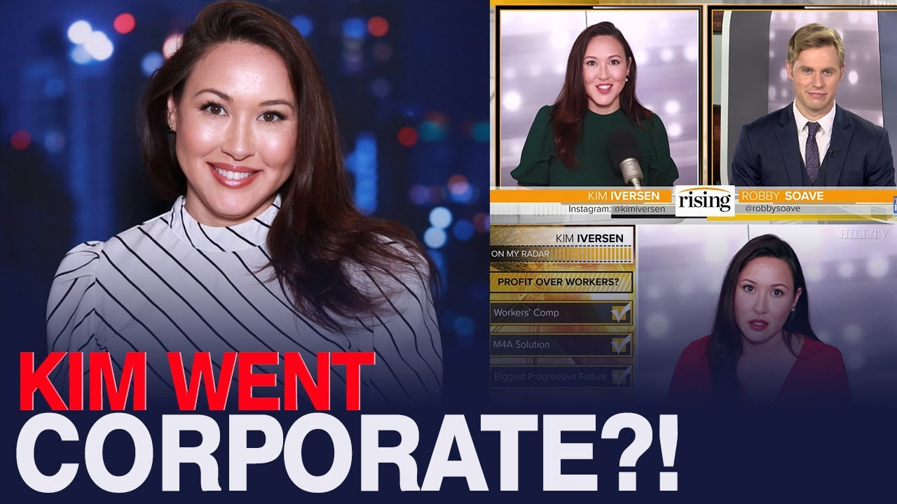 Kim Iversen LIVE | What Was I Doing On CORPORATE Media?!! And More