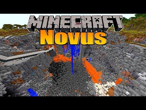 Da ist man einmal nicht da... :D! - Minecraft NOVUS #47