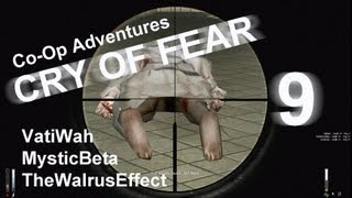 Cry Of Fear Co Op Part 9 Don T Look Under Her Dress