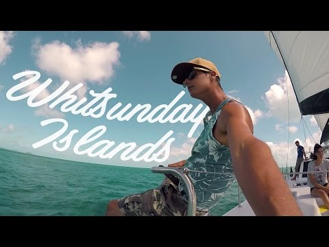 Whitsunday Islands - El Paraiso en Australia - VLOG 14