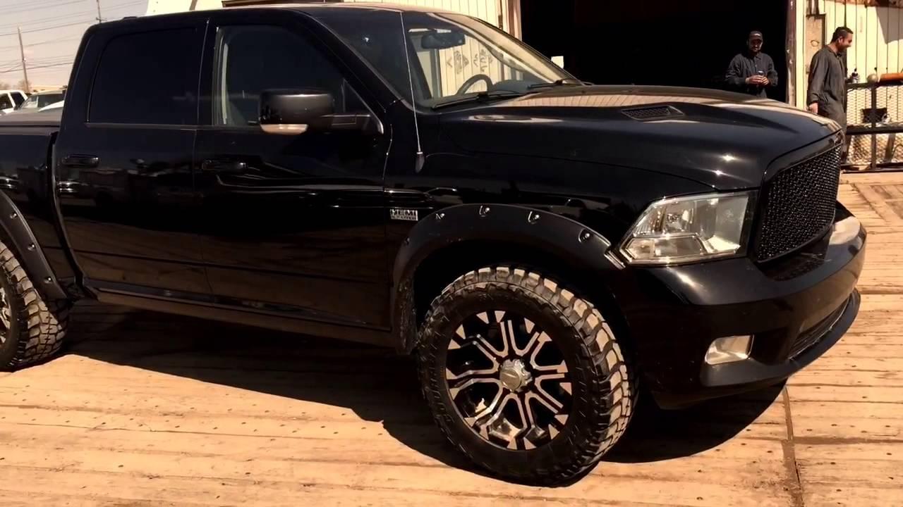 2012 Ram 1500 Sport custom built
