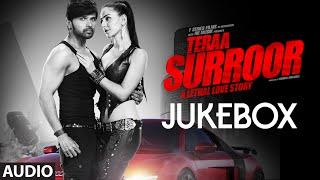 Gambar cover TERAA SURROOR Full Songs (JUKEBOX) | Himesh Reshammiya, Farah Karimaee | T-Series