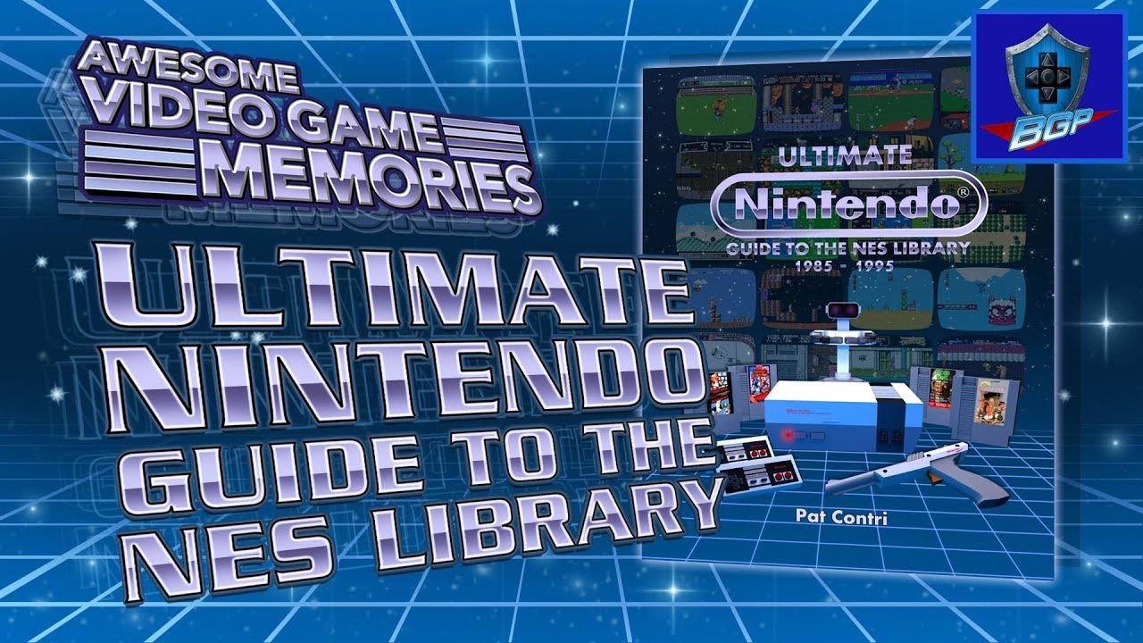 Epub Libr Ultimate Nintendo Guide To The Nes Library Pdf Epub Download Review Awesome Video Game Memories
