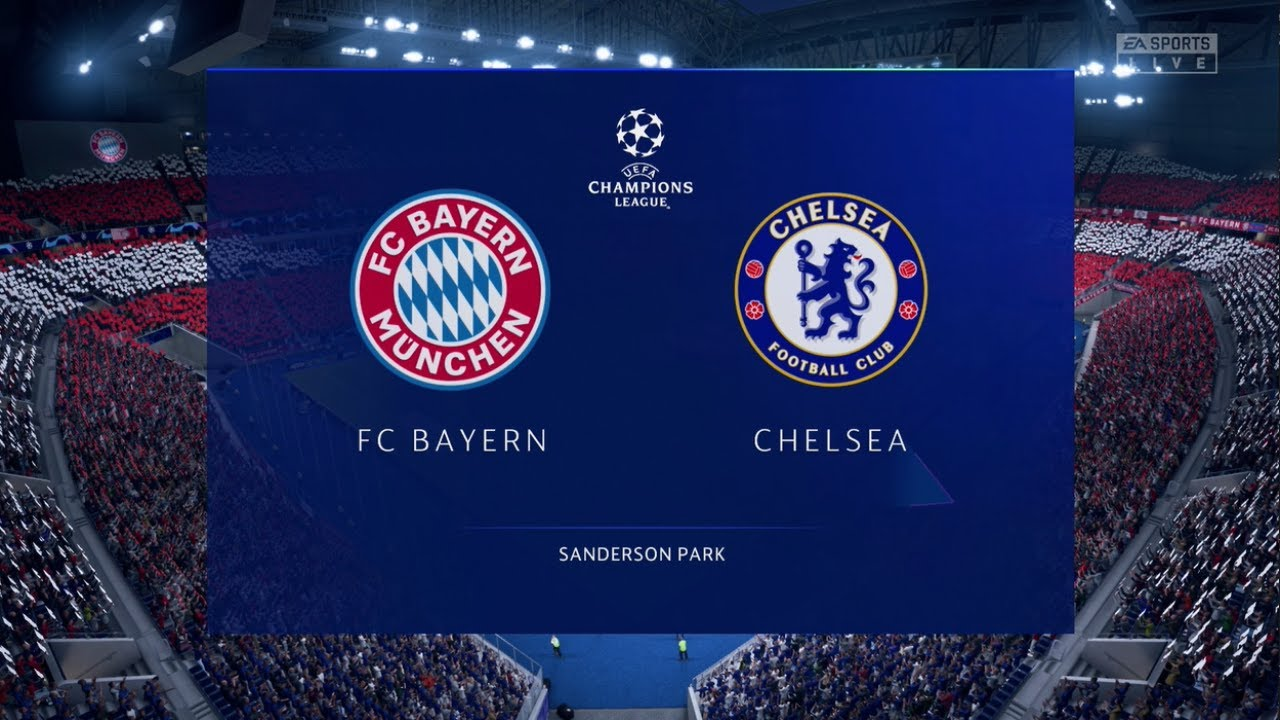 Bayern Munich vs. Chelsea - Football Match Report - August 8, 2020 ...