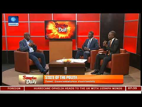 PDP Member Attributes Calls For Restructuring To Failure Of APC's Change Agenda Pt.1 |Sunrise Daily|
