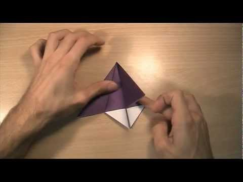 57 INFO ORIGAMI FLOWER LILY IRIS FOLDING INSTRUCTIONS WITH VIDEO ... | 360x480