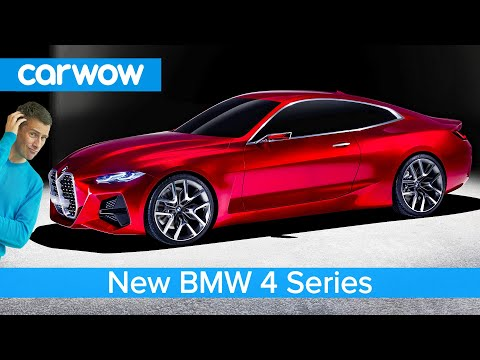 New BMW 4 Series 2020 - This Is What It Will Look Like... Yes Really!