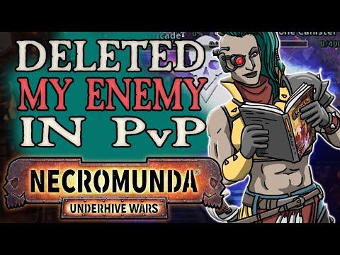HE NEVER KNEW WHAT HIT HIM!   Battle Report: Necromunda  