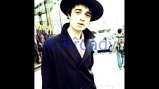pete doherty / arcady (with lyrics)