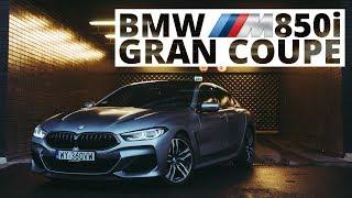 BMW M850i Gran Coupe - robią nam wodę z mózgu?