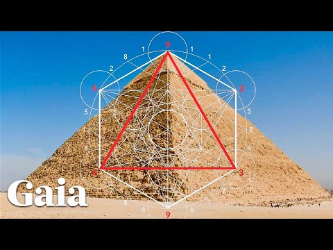 Hidden Codes of the Great Pyramids
