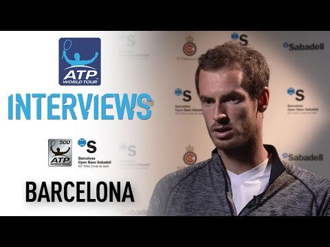 Murray Discusses Ramos-Vinolas Battle At Barcelona 2017