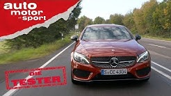 Mercedes-AMG C43 Coupé: Ein AMG mit Understatement? - Die Tester   auto motor und sport