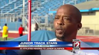 Lincoln Heights track club heads to Nationals