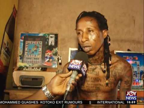 Slum and Crime - News Desk on Joy News (28-9-16)